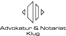 Advokatur Klug Logo