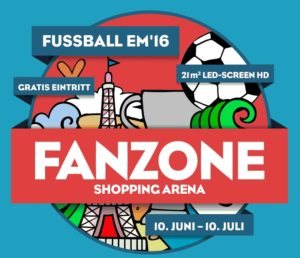 Fanzone - Shopping Arena